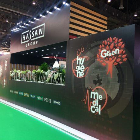 exhibition booth design concept