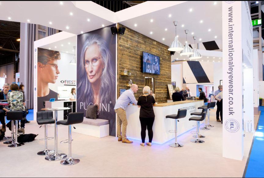 Silmo Exhibition Stand  Design - Find the Right Concept